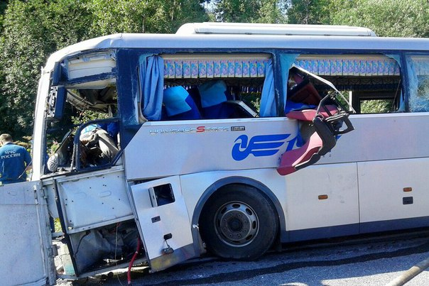Возбуждено уголовное дело по ДТП с 11 погибшими в Красноярском крае