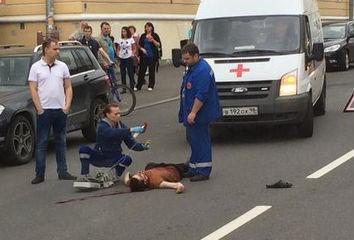 Парень из Ленобласти погиб, бросившись под
