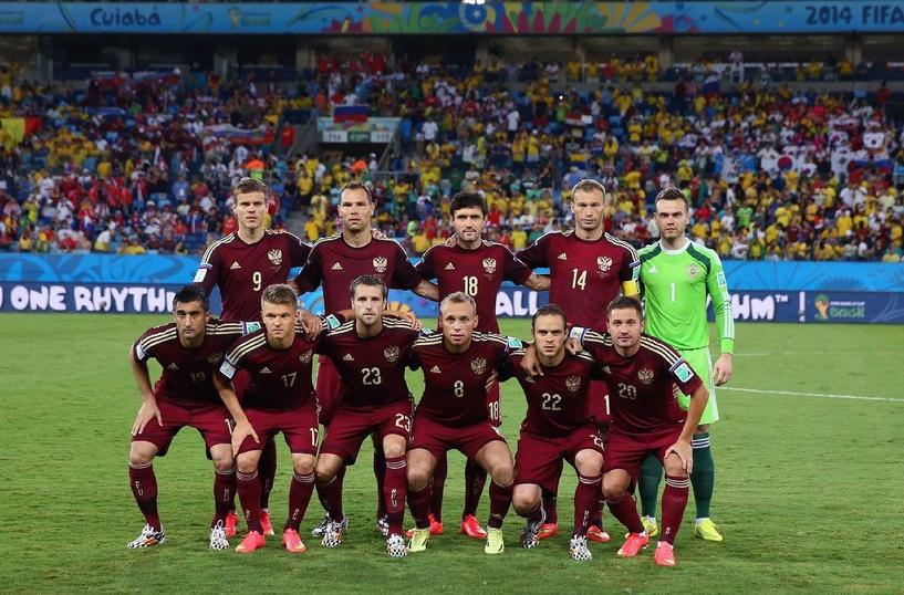 Чемпионаты мира по футболу россия википедия