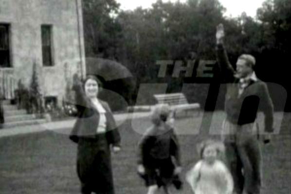 Видео с нацистским приветствием привело Елизавету II в бешенство