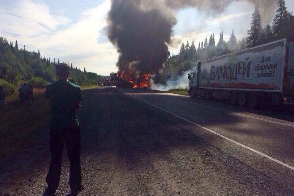 Число погибших в ДТП с пассажирским автобусом в Красноярском крае увеличилось