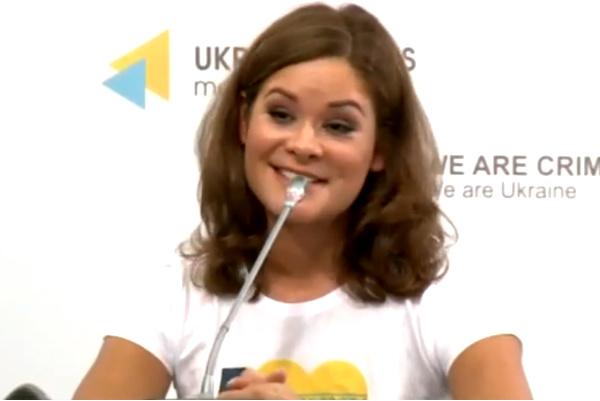 Мария Гайдар призналась в Одессе, что хочет вернуться в Москву