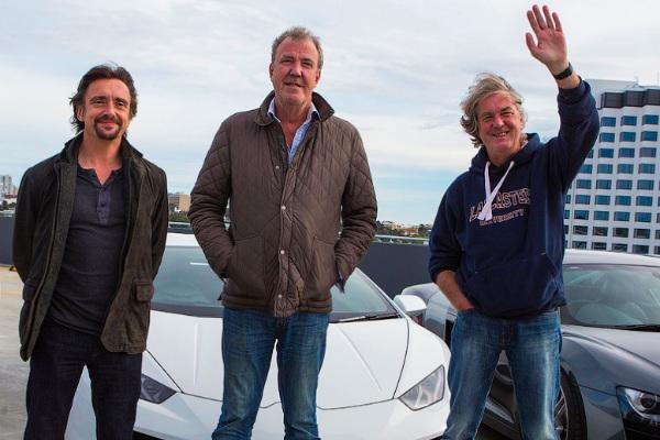 Новое автошоу ведущих Top Gear стартует на канале Amazon