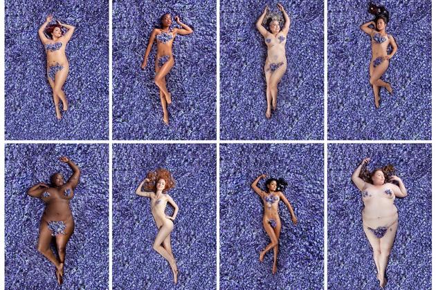 Нестандартные американки разделись, чтобы показать красоту женского тела