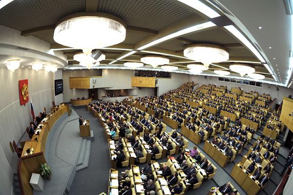 В Госдуме предлагают сажать пожизненно за воровство из бюджета