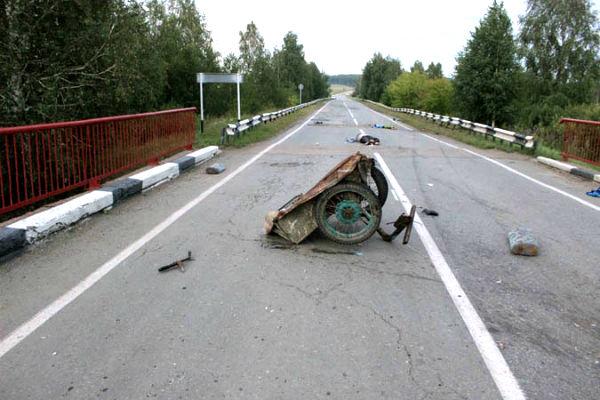 По факту жуткого ДТП на Урале возбуждено дело, водитель был пьян в стельку