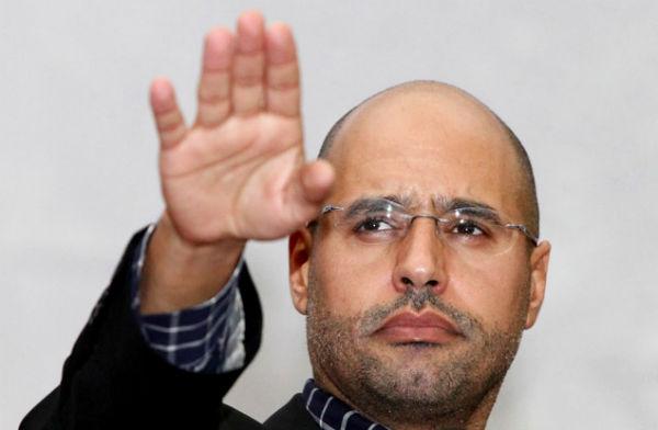 Сына Муаммара Каддафи приговорили к смертной казни