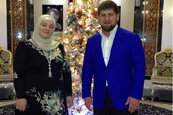 Любимую жену Рамзану Кадырову нашли родители