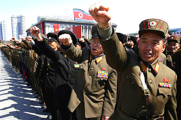 Северная Корея начала подготовку к войне с США и Южной Кореей