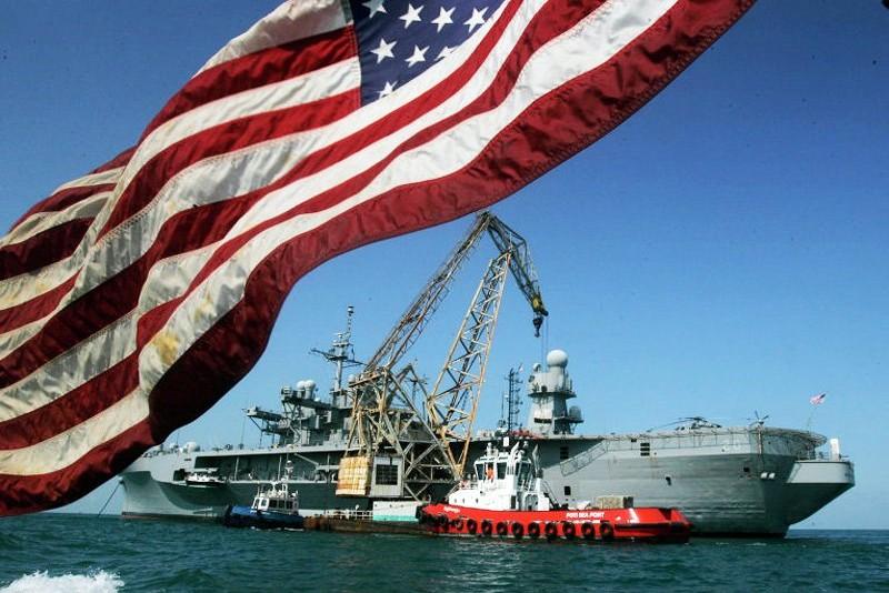 Минобороны РФ ответит на массовую модернизацию военных кораблей США