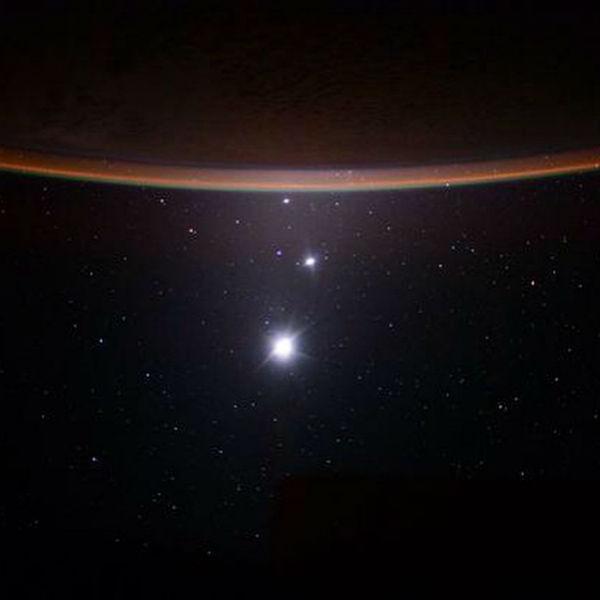 Астронавт МКС заснял удивительное явление в космосе