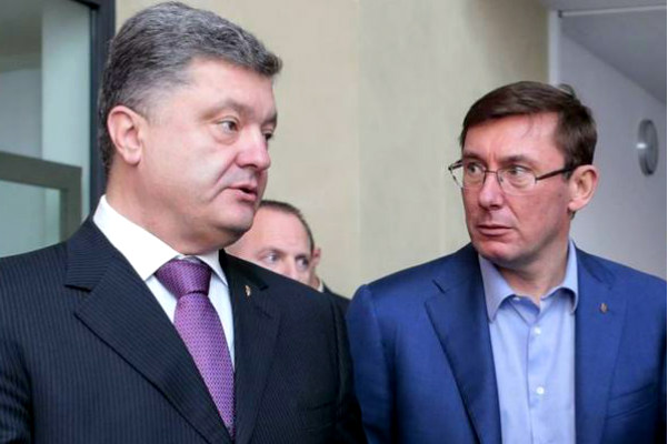 Петра Порошенко неожиданно покинул его главный соратник
