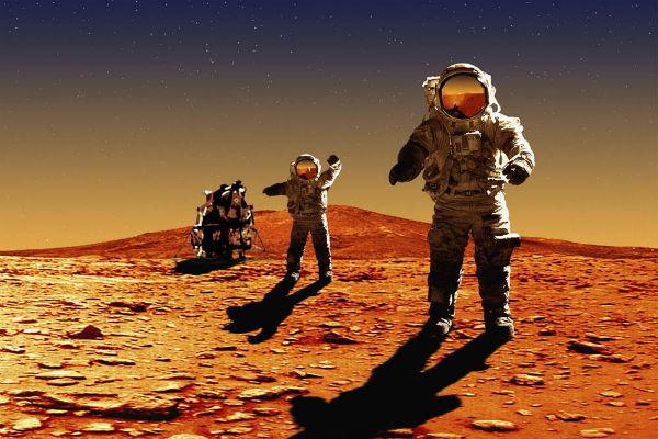 Подростки из Мексики выиграли полет на Марс от НАСА