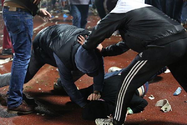 В Москве задержаны шесть участников массовой драки