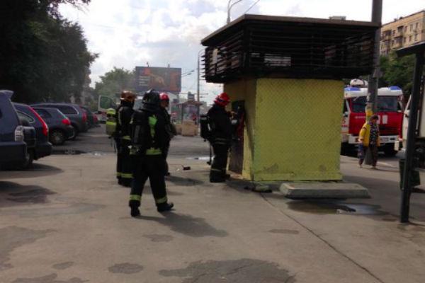 200 человек эвакуировали из-за задымления на станции