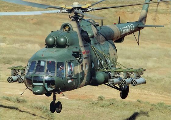Индийские ВВС купят у России еще около 50 вертолетов Ми-17