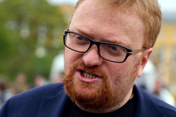Милонов потребовал прекратить продажу одежды цветов ЛГБТ-радуги