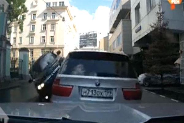 Ужасное ДТП в Москве оставило равнодушной очевидицу-пенсионерку