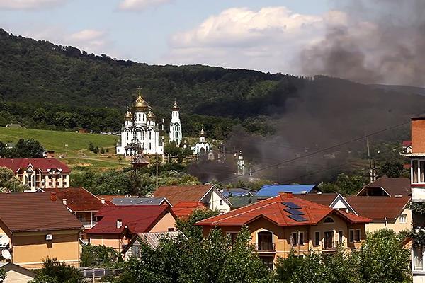 После инцидента в украинском Мукачево возбуждены семь уголовных дел