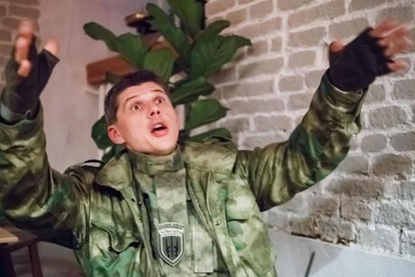 «Правый сектор» обнаружил в Мукачево базу ополченцев ДНР
