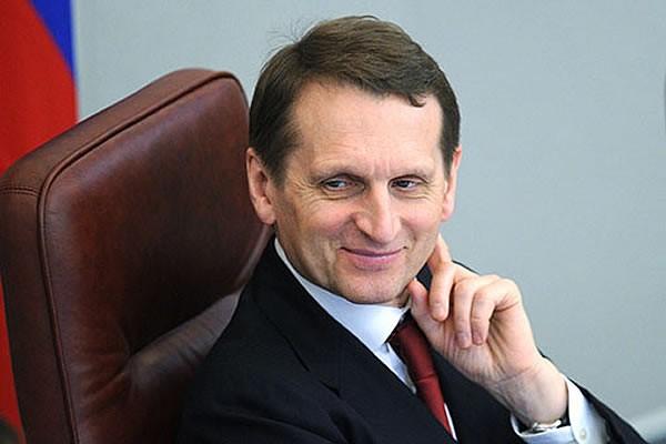 Нарышкин рассказал, сколько Украина будет