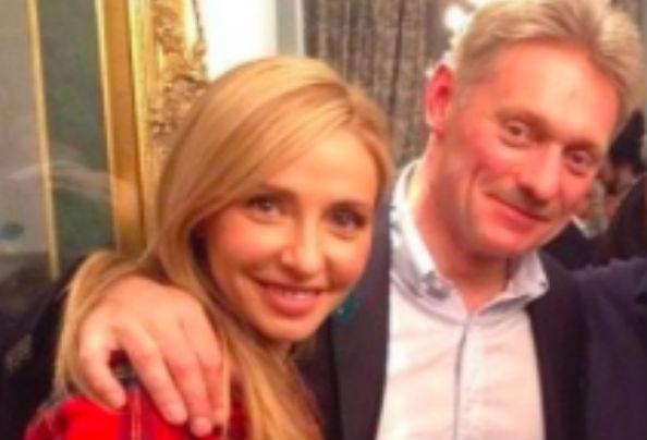 Татьяна Навка выходит замуж за пресс-секретаря президента Дмитрия Пескова