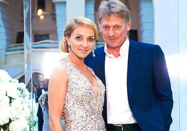 Свадьбу Навки и Пескова оплатит Дерипаска