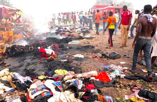 Теракт в Нигерии: 14 погибших, 47 раненых