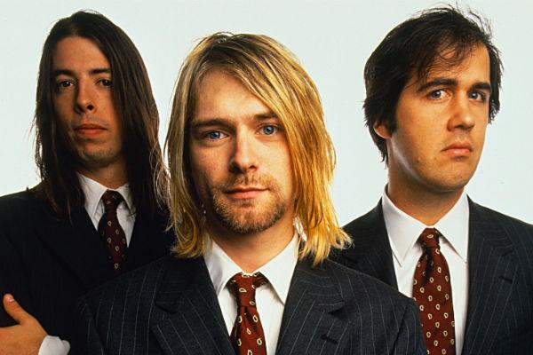 В Сети появились снимки с первого концерта легендарной группы Nirvana