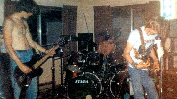 Ранние фото Nirvana теперь в Сети