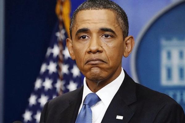 Обама не смог отпраздновать легализацию гей-браков