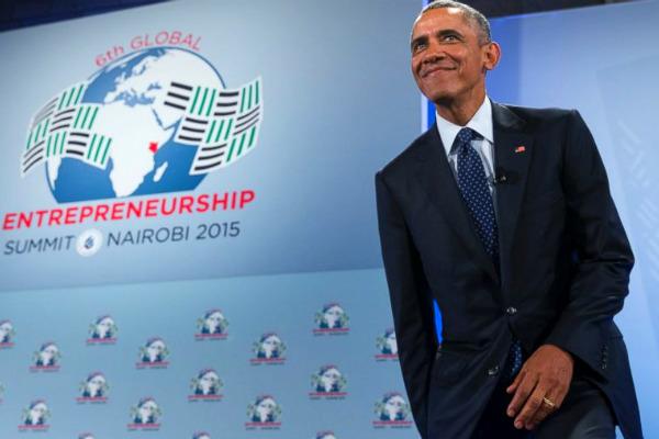 Обама в Африке поразился, как его земляков «подняли из нищеты»