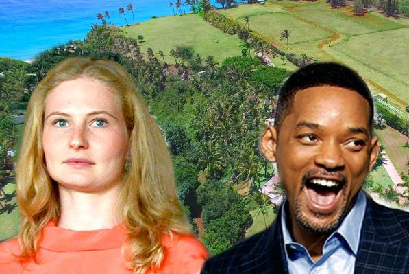 Дочка российского олигарха продает особняк Уилла Смита