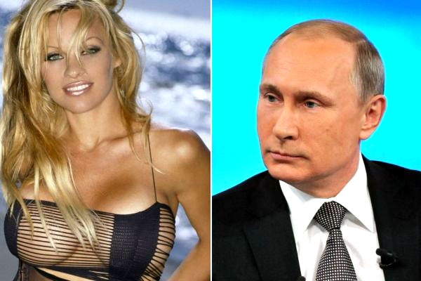 Памела Андерсон получила отказ на свою просьбу к Путину
