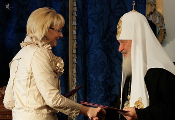Патриарх и Счетная палата объединились в борьбе с коррупцией