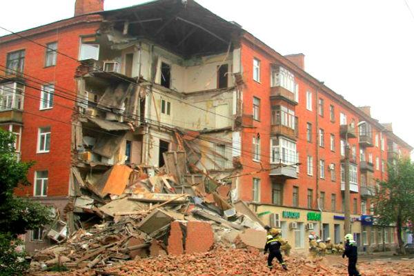 По делу о разрушении дома в Перми задержан гендиректор
