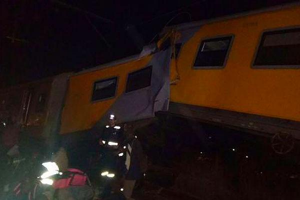 Два поезда столкнулись в метро в ЮАР, пострадали 250 человек