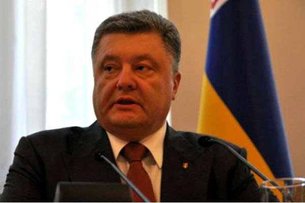 Порошенко объявил террористами боевиков запрещенного в России «Правого сектора»