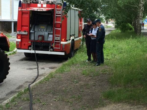 Соседи рассказали, как помогли спастись детям из огня