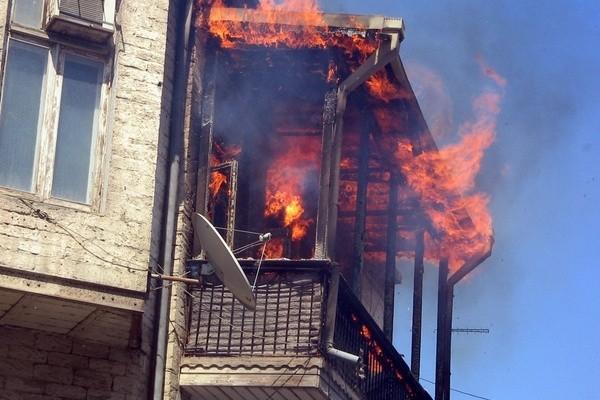 Семью из Уфы убили и подожгли в собственном доме