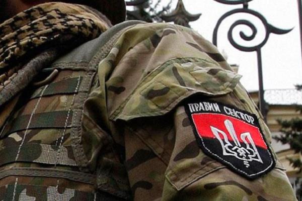 «Правый сектор» покидает Донбасс и идет на Киев, - ДНР