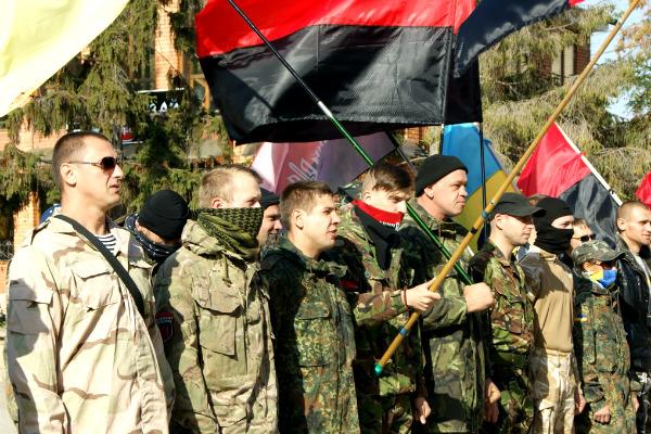 «Правый сектор» взломал Twitter СНБО Украины и потребовал отставки Авакова