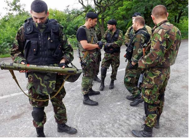 «Правый сектор» обвинили в массовом вымогательстве на Закарпатье