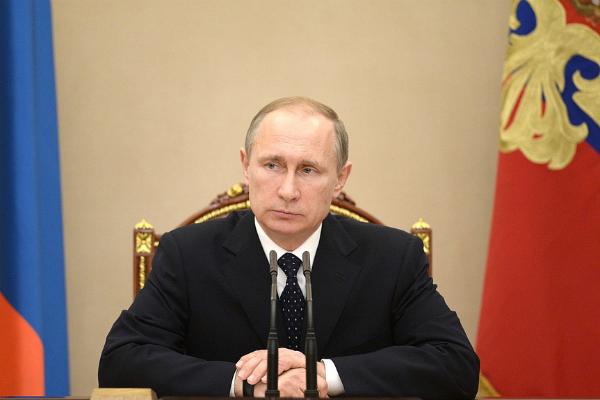 Путин на совещании Совбеза подчеркнул ведущую роль США на переговорах по Ирану