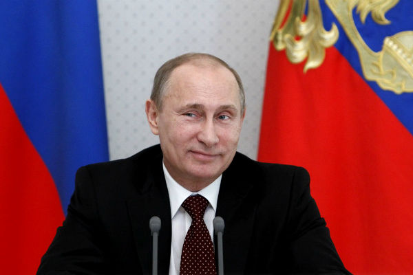 Путин призвал вести доброжелательную конкуренцию со странами ЕС
