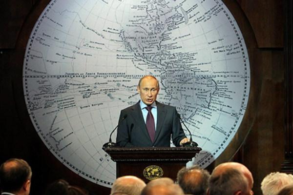 Путин собирается в экспедицию с российскими географами