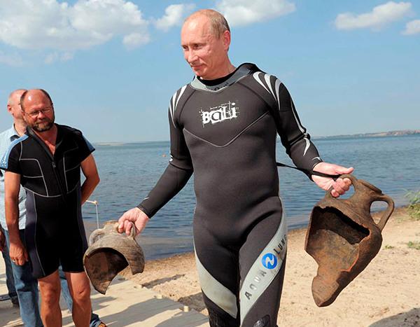 Путин планирует до конца августа принять участие в экспедиции РГО
