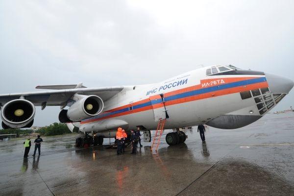 Травмированная российская девочка доставлена в Читу из Китая спецбортом МЧС