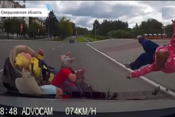 Родители троих детей, сбитых Volkswagen в Лесном, пропали без вести