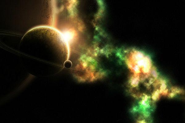 Ученые зафиксировали первое северное сияние вне Солнечной системы